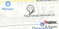 Стройтрубосталь на карте