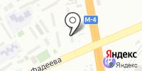 Починилкин на карте