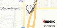 Металлобаза №1 на карте