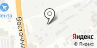 Сога на карте