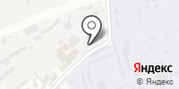 Винс-Юг на карте
