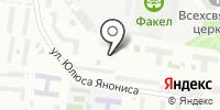 РТК-Конвейер на карте