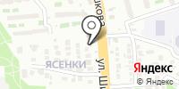 Mazda на карте