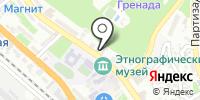 Движение на карте