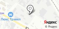 Дмитриевская на карте