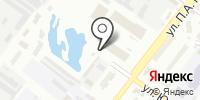 Инголь на карте