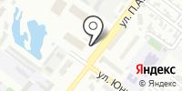 Допуск на карте