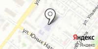 Средняя общеобразовательная школа №72 им. героя РФ Ф.Г. Гануса на карте