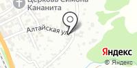 Анаида на карте