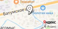 Магазин парфюмерии на карте