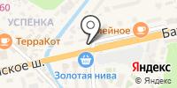 Моби граф на карте