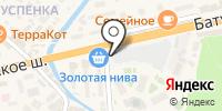Ростверк на карте