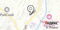 Метрологическая компания на карте