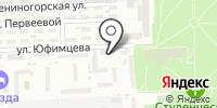 Отдел полиции №5 Управления МВД России по г. Ростову-на-Дону на карте