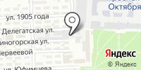 ТЭС на карте