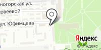 ДУ-3 на карте