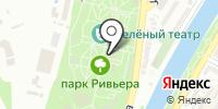 Шатёр на карте