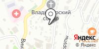 Слон на карте