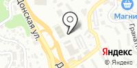 СБ-сервис на карте