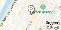 Никос-Сочи на карте