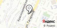 ИТАН на карте