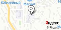 Школа бизнеса на карте