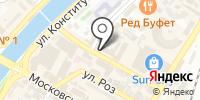 Триада-Инструмент на карте