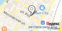 Спутниковое ТВ на карте