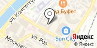 Сочинская городская еврейская община на карте