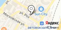 Профбезопасность на карте