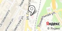 Узловая поликлиника на карте