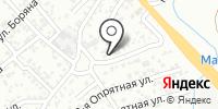 Южный проект на карте