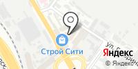 Комус-Кубань на карте
