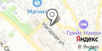 Софтлайн на карте