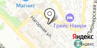 Торгово-промышленная палата г. Сочи на карте