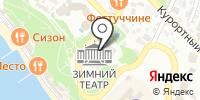Сочинский городской общественный благотворительный фонд развития культуры на карте