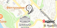 Рутерра на карте