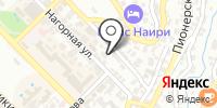 РосДорБанк на карте