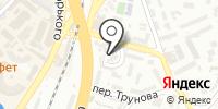Лэк VI на карте