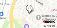 Ростехконтракт на карте