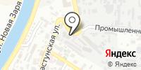 Оберег на карте