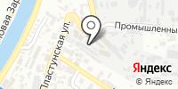 Склад-магазин игрушек на карте