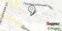 Анубис на карте