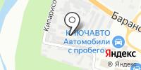 АВТОГЕНЕРАТОР на карте