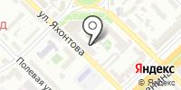 Евромойка на карте