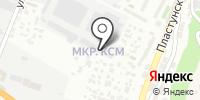 Артэл на карте
