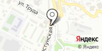 Хачапурная на карте