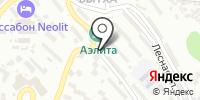 Шарль на карте