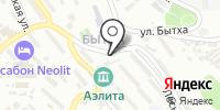 Алла на карте