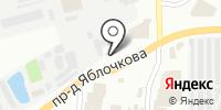 АЗС M & S на карте